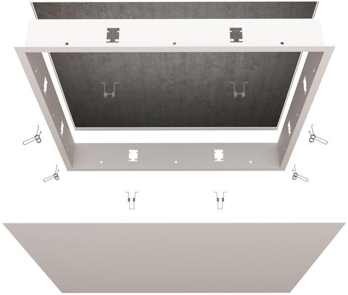 Kit finition ascenseur videoprojecteur