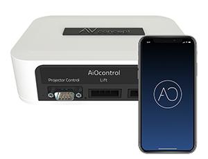 Système pilotage home cinema smartphone télécommande