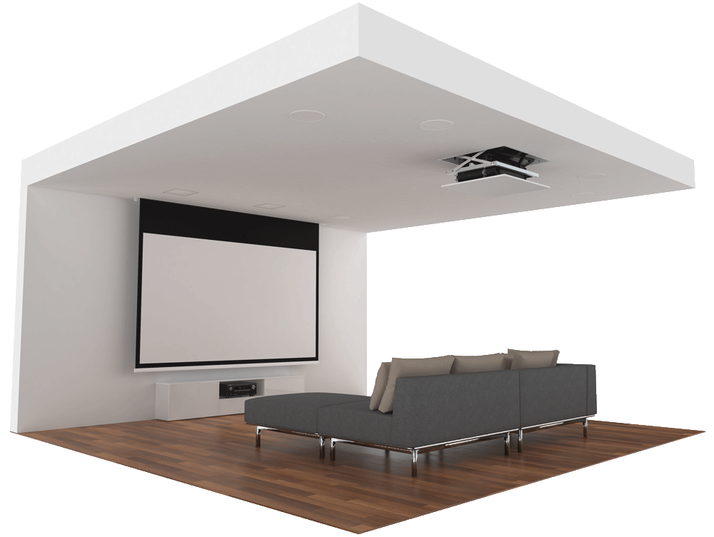 Configuration home cinema