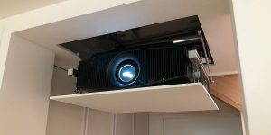 Ascenseur videoprojecteur Home Cinema