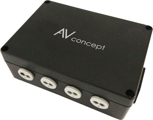 Système pilotage télécommande AV Concept