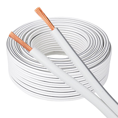 Câble audio cuivre