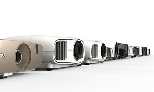 Videoprojecteur home cinema 4K