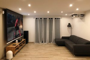 Installation Home Cinema Rungis