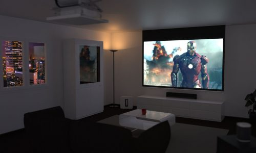 Home Cinema complet