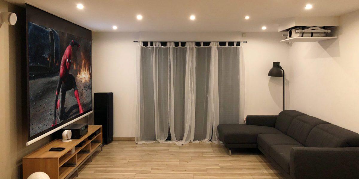 Installation Home Cinema Rungis