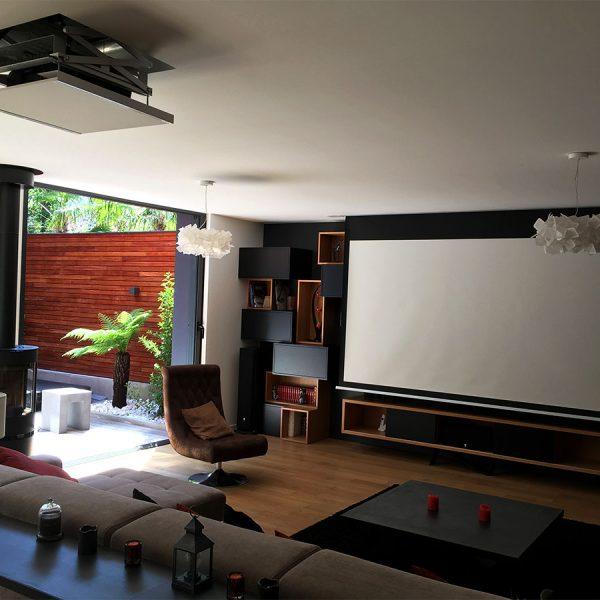 home cinema séjour