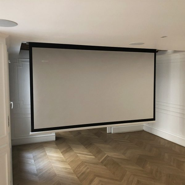 Ecran projection appartement
